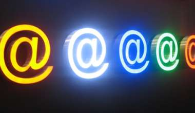 Světelná reklama